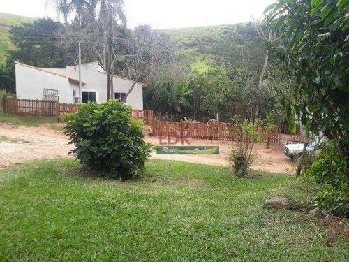 Imagem 1 de 5 de Chácara Com 2 Dormitórios À Venda, 500 M² Por R$ 200.000,00 - Rocinha - Guaratinguetá/sp - Ch0759