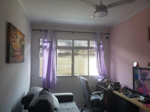 Apartamento Em Vila Nossa Senhora De Fátima, São Vicente/sp De 86m² 2 Quartos À Venda Por R$ 190.000,00 - Ap955892