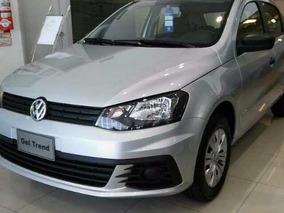 Volkswagen Gol 5p Trendline My18 Liquido Re