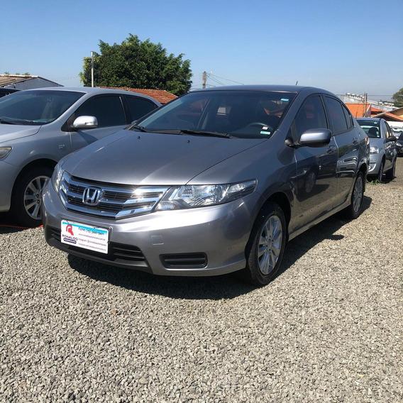Honda City 1.5 16v 4p Lx Flex
