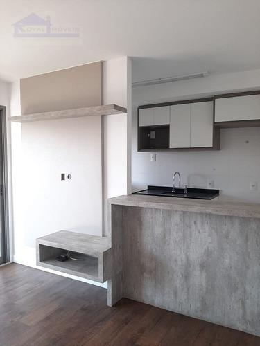 Imagem 1 de 13 de Apartamento Para Aluguel, 2 Dormitórios, Mirandópolis - São Paulo - 8188