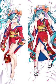 Funda Almohada Dakimakura Vocaloid Hatsune Miku