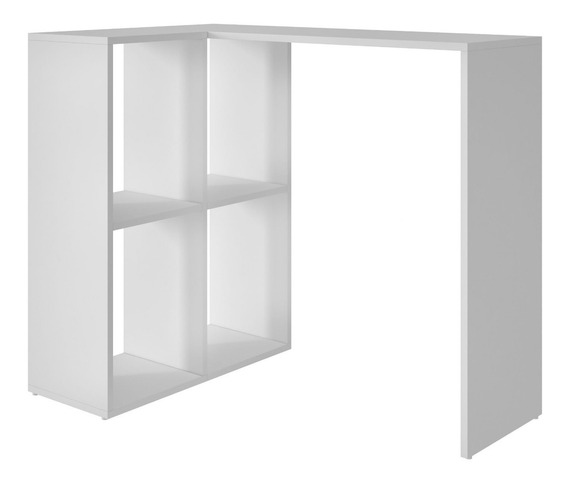 Escrivaninha Linha Cube Bc 42 Brv Móveis - Branca