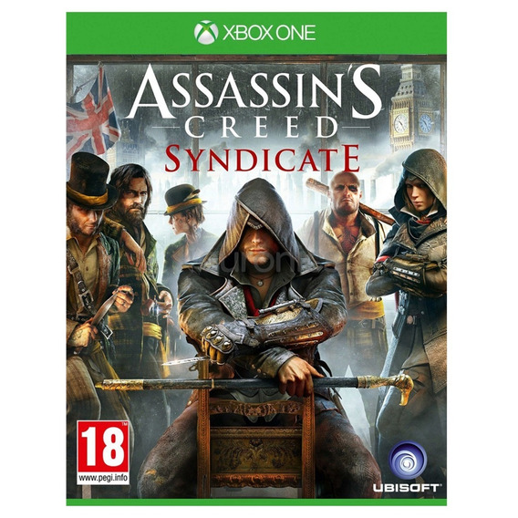 Jogo Assassins Creed Syndcate Xbox One