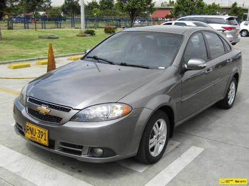Chevrolet Optra Advance Mt 1.6