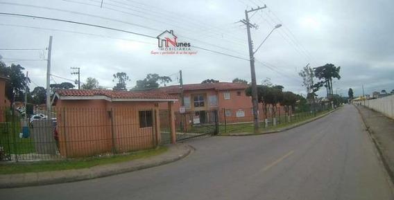 Apartamento No Bairro Vila Juliana Em Piraquara Pr - 15801