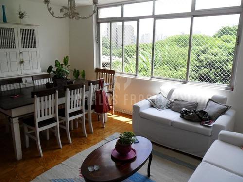 Apartamento, 2 Dormitórios,  1 Vaga De Garagem, No Brooklin - Cf8082