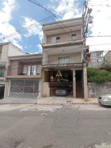 Imagem 1 de 21 de Excelente Casa À Venda No Bairro Parque Viana Em Barueri - Confira!!! - Ca2220