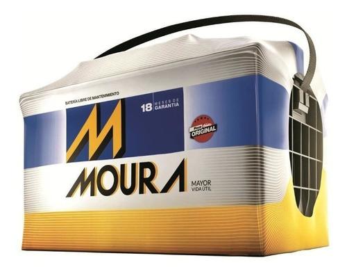 Bateria Moura Vw Gol Trend Up Voyage 12x50 M18fd Brasil