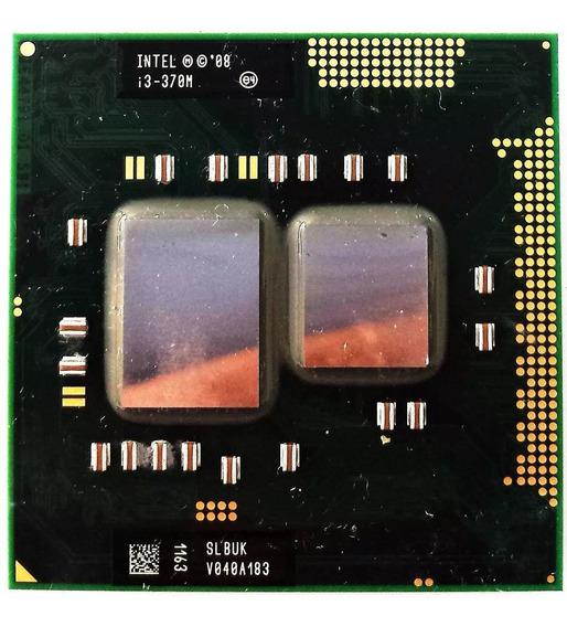 Processador Notebook Mobile Intel Core I3 I3-370m - Slbuk I3