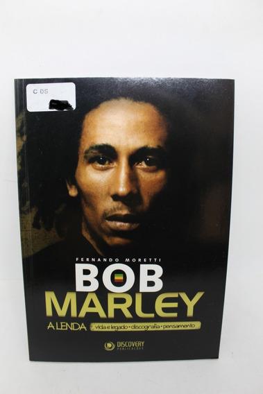 Livro Bob Marley A Lenda Nª 01