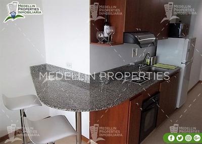 Arrendamientos De Apartamentos En Medellín Cód: 4612
