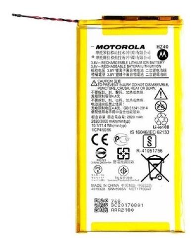 Batería Motorola Z2 Play