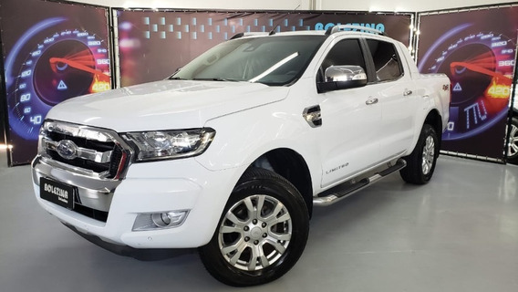 Ford - Ranger 3.2 Limited Cd 4x4 Automática 2017