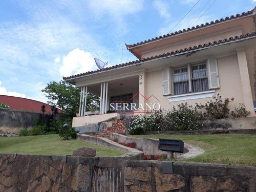 Casa À Venda, 210 M² Por R$ 1.500.000,00 - Santa Rosa - Vinhedo/sp - Ca0838