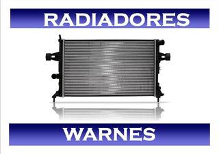 Radiador Chevrolet Astra/zafira 1.8/2.0 8v/16v 98/08
