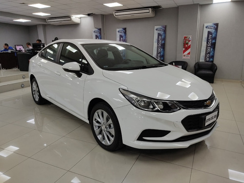 Chevrolet Cruze Ii 1.4 Sedan Ls Turbo Mt 0km Pat. 2019