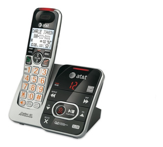 Telefono Inalambrico At&t Crl32102 Dect 6.0 Contestadora