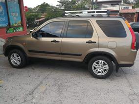 Honda Crv 2002 Excelente Estado 4x4