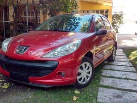 Peugeot 207 1.6 Compact Feline Sedan Mt 2009