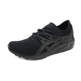 Tênis Asics Gel Kayano Trainer Knit Low Black/black