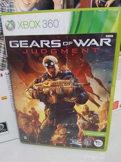 Gears Of War Judgment Xbox 360 Midia Física P/ Entrega