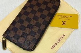 Billetera Louis Vuitton Modelo Zippy, Envío Gratis
