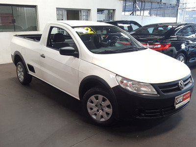 Volkswagen Saveiro 1.6 Mi Cs 8v Flex Básico 2012