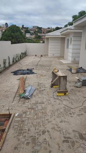 Imagem 1 de 5 de Sobrado Com 3 Dormitórios À Venda, 93 M² Por R$ 315.000,00 - Oficinas - Ponta Grossa/pr - So0179