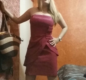 Hermoso Vestido De Coktel T: M/l.