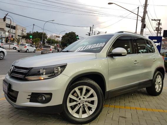 Volkswagen Tiguan 2.0 Tsi 16v 200cv Tiptronic 5p 2014/20...