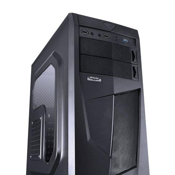 Computador Gamer Mvx7 Intel I7 7700 3.6ghz Mem 8gb Ssd 240g