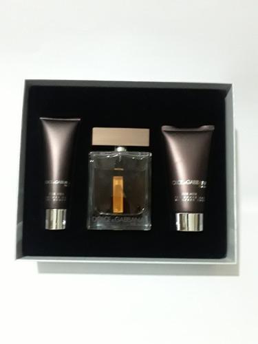 Imagen 1 de 2 de Dolce & Gabbana The One Set