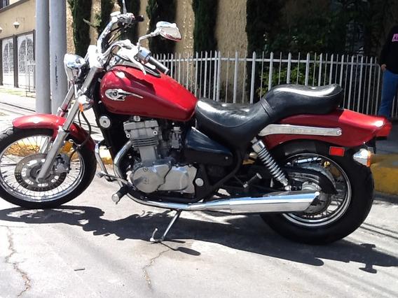 Kawasaki Vulcan Classic 500cc. Mod. 2009.
