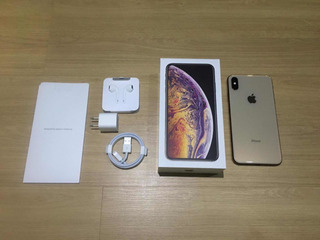 iPhone Xs Max Gold 256gb A2101 Anatel