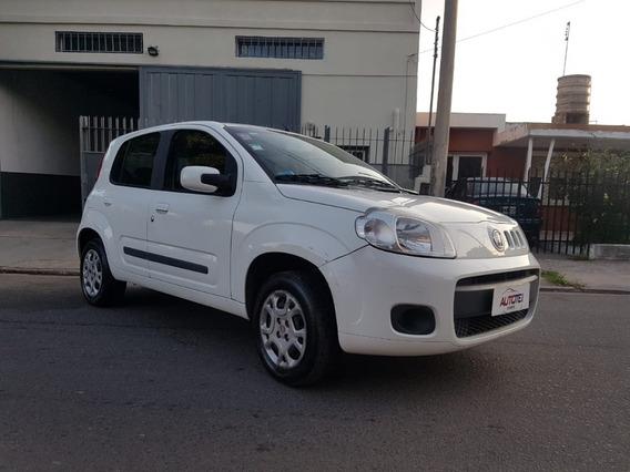 Fiat Uno 1.4 5p Gnc De 5ta. Attractive 2013