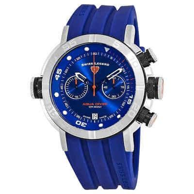 Reloj Swiss Legend Aqua Diver Cronógrafo Sl-10622sm-03-bb-