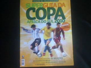 Revista Superguia Da Copa De 2010