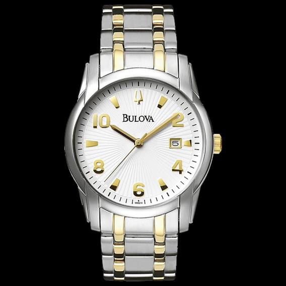 Relógio Masculino Bulova Bracelets Wb21294b