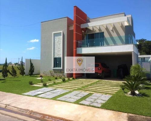 Imagem 1 de 23 de Casa Duplex 4 Quartos, Viverde Ii, Rio Das Ostras! - Ca1221