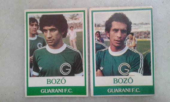 Ping Pong Futebol Cards Bozó E Bozó Invertido Guarani Bom Es
