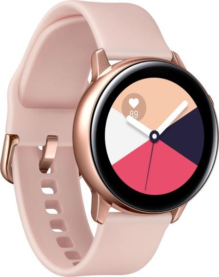 Reloj Smartwatch Samsung Galaxy Watch Active Rosa Nuevo Full