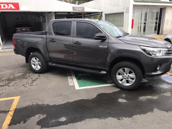 Toyota Hilux Sr Doble Cabina 2019