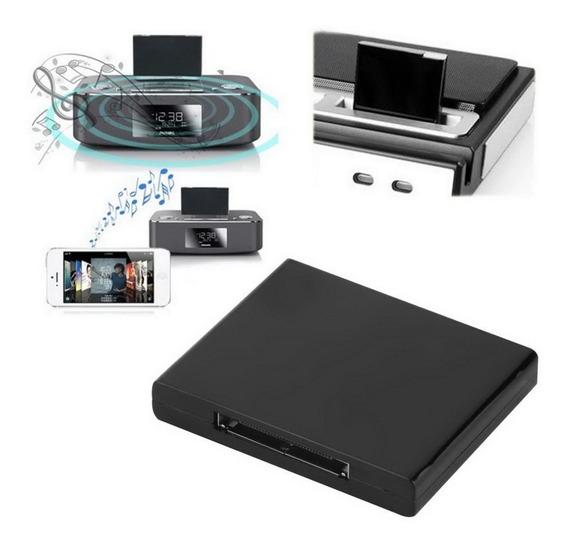 Adaptador Bluetooth Musica,30 Pinos,dock Station Bose iPhone