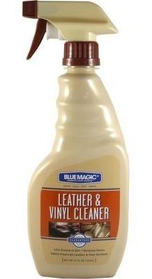 Blue Magic Limpiador Para Piel Y Vinilo De 16oz