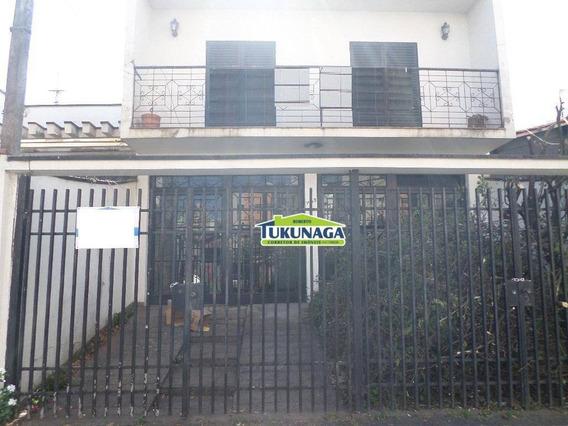 Sobrado Com 5 Dormitórios À Venda, 320 M² Por R$ 999.000,00 - Vila Itapura - Campinas/sp - So0182
