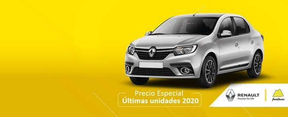 Renault Logan Intens Cvt Ph2