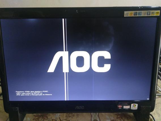 Aoc All In One Modelo M2011 Para Retirada De Peças