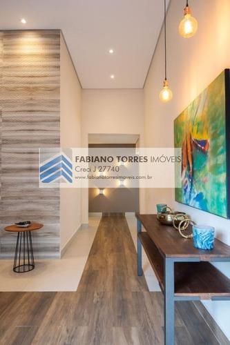 Apartamento Para Venda Em São Paulo, Chácara Santo Antônio (zona Sul), 2 Dormitórios, 2 Banheiros, 1 Vaga - Ap3938ret_2-1079383