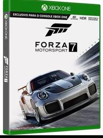 Jogo Forza Motorsport 7 Xboxone- Midia Fisica - Novo Lacrado